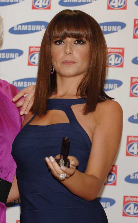 Girls Aloud / Samsung/Phones 4 U PR photo APOCALYPSE