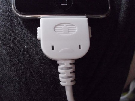 poundland ipod cable 1